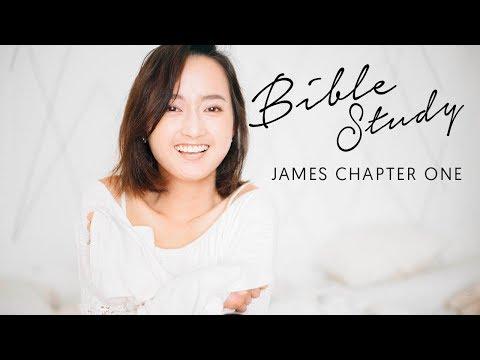 Bible Study: Going Through Trials + Testing Our Faith {James 1}