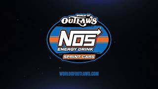 Download NOS Energy Drink Steps it Up as World of Outlaws Sprint Car Series Title Sponsor Video