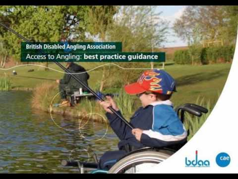 Ep  176 Terry Moseley Disabled Angling Part 2
