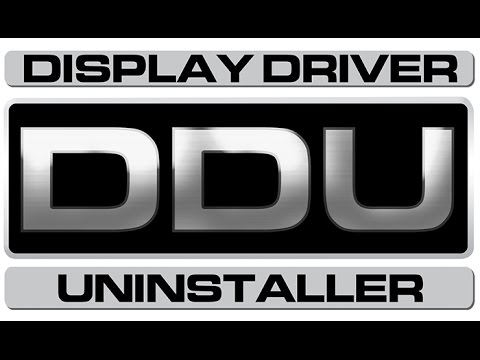 How to uninstall graphics/Display Driver in your computer using Display Driver Uninstaller