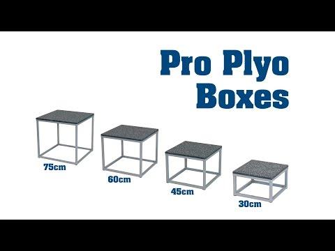 Pro Plyo Boxes