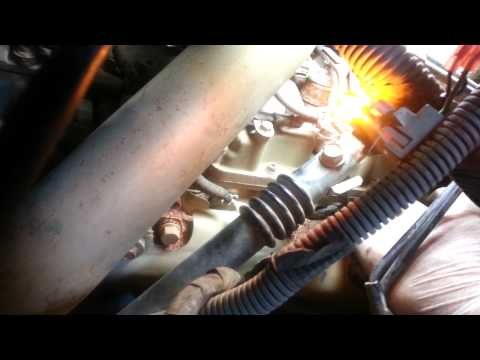 Testing a glow plug with a volt meter - Angry Mechanic