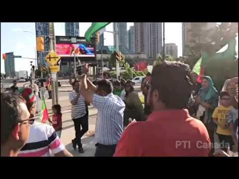 Naya Pakistan by PTI Canada