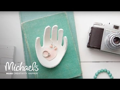 DIY Handprint Dish   Simple As That   Michaels