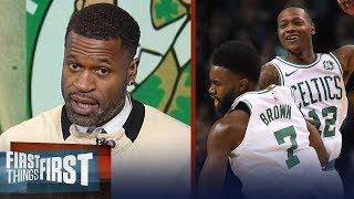 Stephen Jackson on Boston routing Bucks, Talks expectations for LeBron