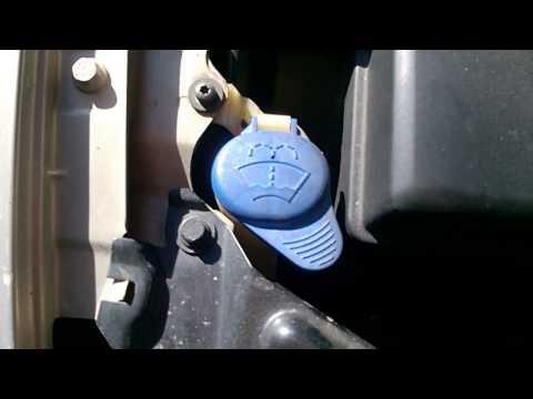Don't use Rain-x winter windshield washer fluid on European cars