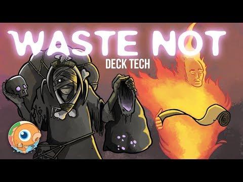 Instant Deck Tech: Waste Not (Modern)