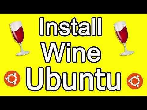 Install Wine 1.9 on Ubuntu 16.04 Linux via Terminal