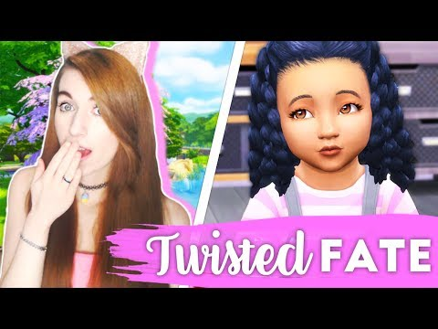 ZAYLEE'S A TODDLER + WE'RE RICH!?😱💰 // THE SIMS 4 | SINGLE MOM LIFE - TWISTED FATE #19