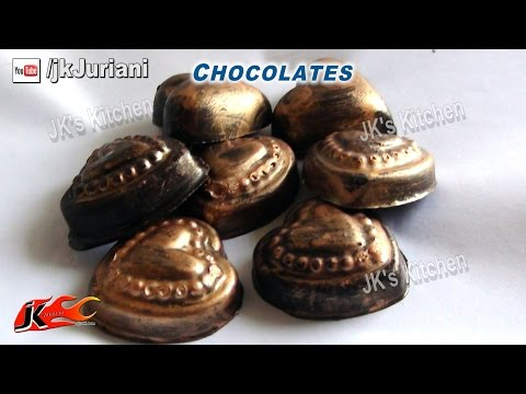 Chocolate Making (Luster Dust)  by JK's Kitchen 021