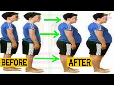 Fast Way To Gain Weight - 6kg In 1 Week - Best Way to Increase your  weight!!