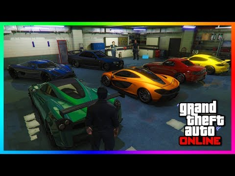GTA Online NEW Import/Export Vehicles, Base Of Operations, Another GTA 5 Treasure Hunt & MORE! (QNA)