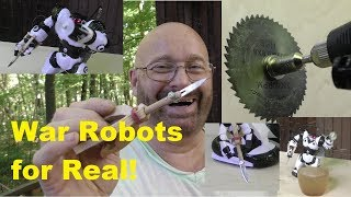 How To Weaponize Robosapien