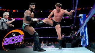 Cedric Alexander vs. Drew Gulak: WWE 205 Live, Dec. 19, 2017