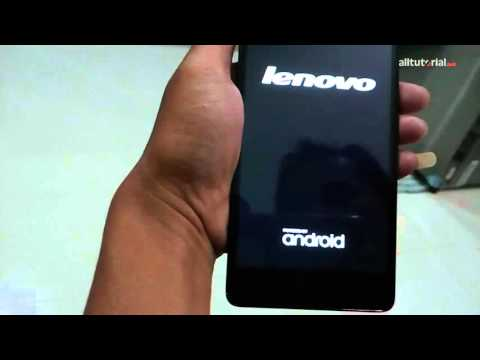 Cara Hard Reset Lenovo A7000
