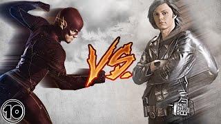 Flash VS Quicksilver