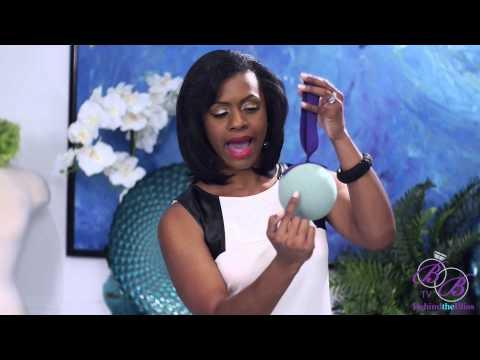 Behind the Bliss - DIY Flower Ball/ Segment 2