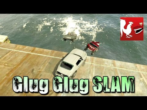 Things to Do In GTA V - Glug Glug Slam | Rooster Teeth