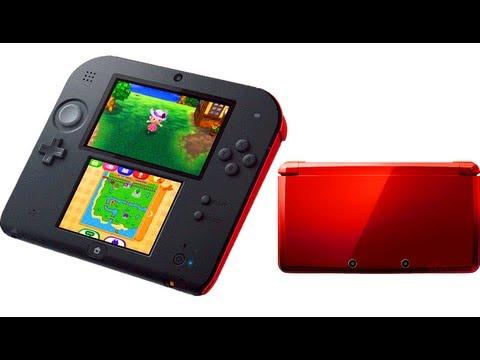 Surprise! Nintendo 2DS is Coming !!