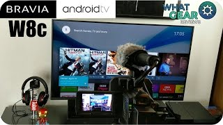 SONY Bravia W800c Review - Android TV