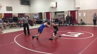 Wrestling- Regional Quarterfinals 2018