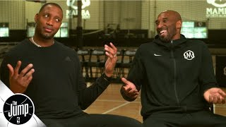 Download Kobe Bryant & Tracy McGrady Interview Part 1: On their disputed 1-on-1 game & more | The Jump Video