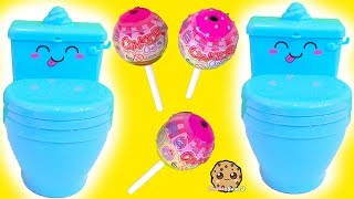Download Pooparoos Squishy Toys with Surprise Water Blind Bags ! Cookie Swirl C Video