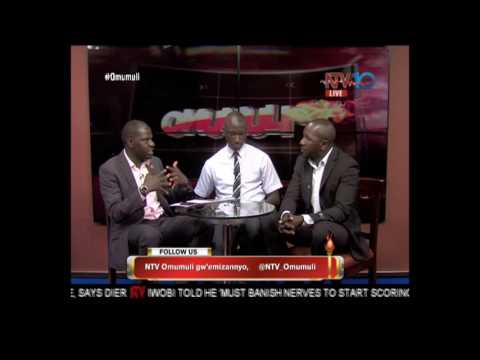 NTV Omumuli: Collins Ssemanda and Micheal Masene explaining the Ugandan Chapter of the Woodball game