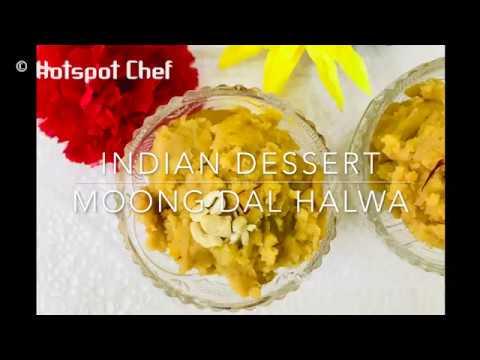 moong dal halwa | how to make moong dal halwa recipe