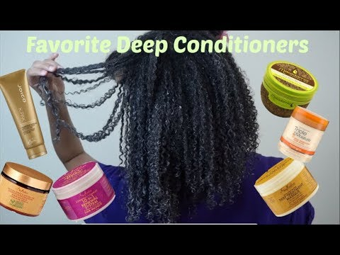 Favorite Deep Conditioners For Natural Hair