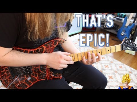 The Most Epic Cartoon/TV Show Themes - And How To Play Them!