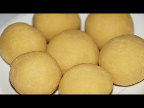 Tokkudu Laddu/ Bandar Laddu preparation in telugu by siri@siriplaza