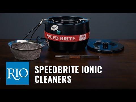 SpeedBrite Ionic Cleaners