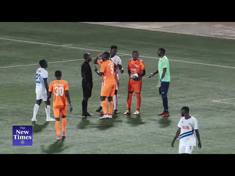 Highlights Rayon Sport 2 0 AS Kigali
