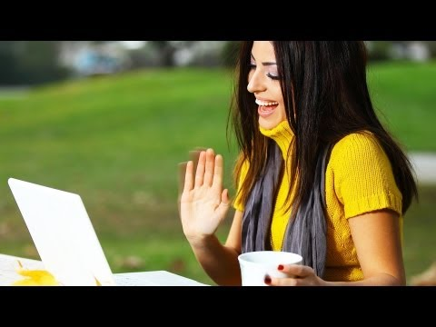 How to Look Better on Skype | Public Speaking