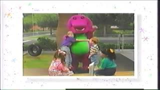 Barney & Friends Let's Help Mother Goose! Ending Credits