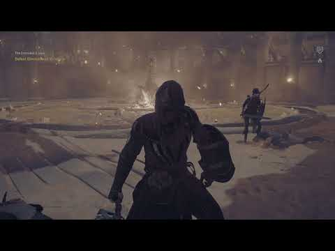 Assassin's Creed® Origins ..defeat the crocodiles jaws