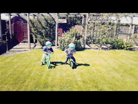 Choosing your child's first bike