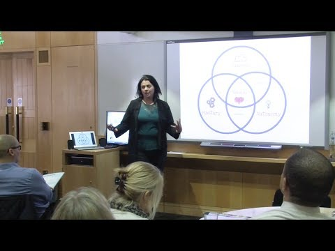 Maria McCann presentation - Being a Culture Leader: Driving employee engagement