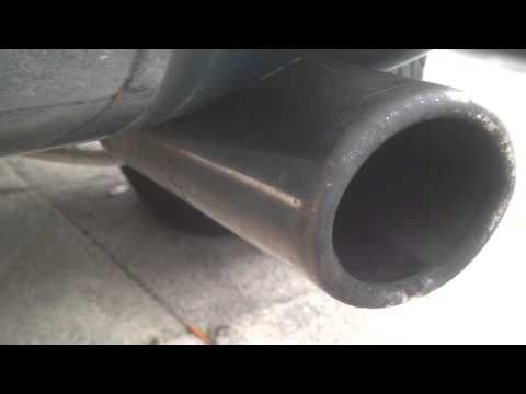 How to clean / polish a stainless steel exhaust tip - EASY 60 SECOND GUIDE!