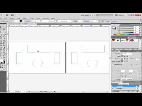 How to Use Grids, Rulers and Guides in Adobe Illustrator