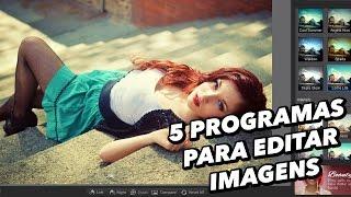 Download 5 programas para editar imagens - Baixaki Video