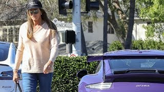 Caitlyn Jenner Is Asked About Family Exclusion, And When She
