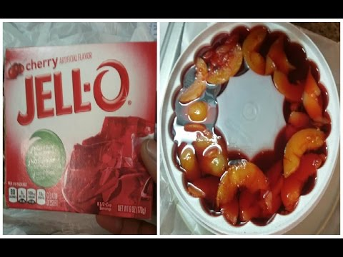 How to Make JELLO Fruit Delight