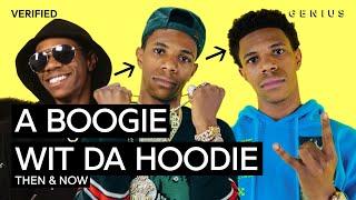 A Boogie Wit Da Hoodie Then & Now   Verified