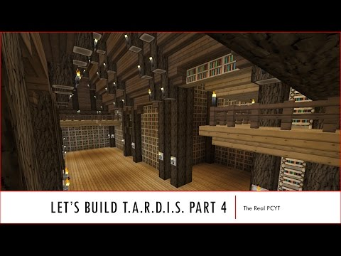 TRP Completes T.A.R.D.I.S. Part 4
