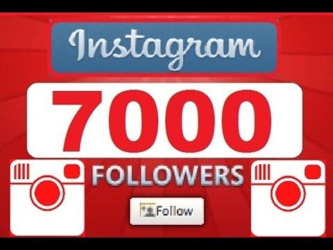 Free Instagram Followers AUGUST 2014