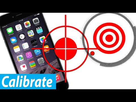 How To Calibrate iPhone Motion Sensor (Simple)