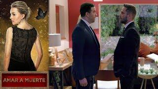 Amar A Muerte - Capítulo 85: León Y Johny Por Fin Cara A Cara - Televisa