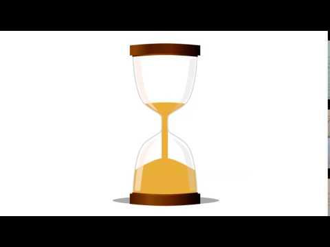 Sand Timer Animation - Moho Pro